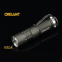 CRELANT V31A L2 450LM Mini EDC LED zaklamp