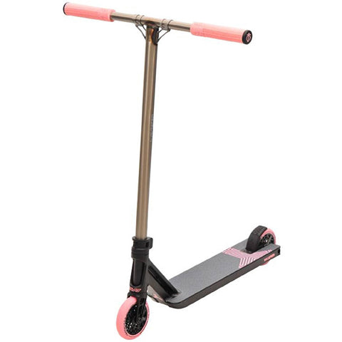 Triad Stunt Scooter Racketeer - Black/Pastel Pink