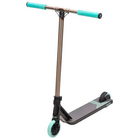 Triad Stunt Scooter Racketeer - Black/Pastel Teal