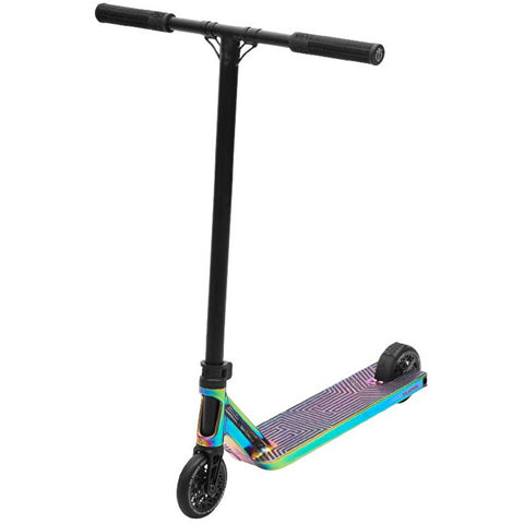 Triad Stunt Scooter Racketeer - NeoChrome/Black