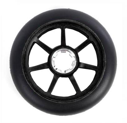 Ethic DTC Wheel Incube 100mm Black/Black vendor-unknown