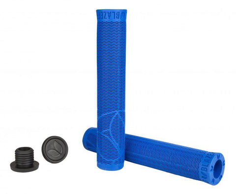 Blazer Pro Scooters Calibre Stunt Scooter Grips, Blue