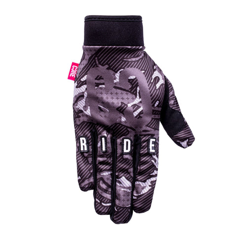 CORE Protection Gloves - Black Camo