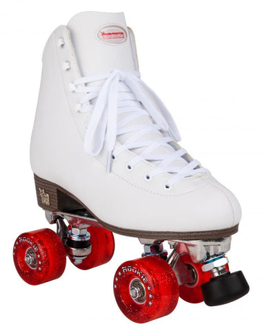 Rookie Quad Rollerskates Classic II - White