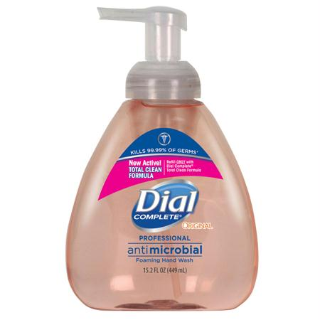 Dial Complete Antibacterial Foaming Hand Soap(15.2 oz.)