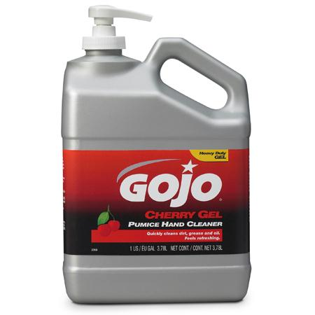 GOJO Cherry Gel Pumice Hand Cleaner(Gal.)