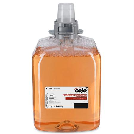 GOJO Luxury Foam Antibacterial Handwash(2000 mL FMX-20?)