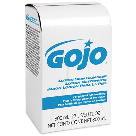 GOJO Lotion Skin Cleanser Refill(800 mL BIB)