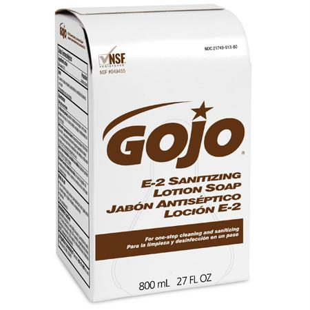 GOJO IHC Food Industry Sanitizing Soap(800 mL Refill)