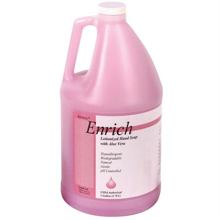 Inopak Enrich Pink Lotionized Hand Soap(Gal.)