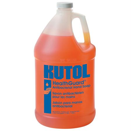 Kutol Health Guard Antibacterial Hand Soap(Gal., Pour Top)