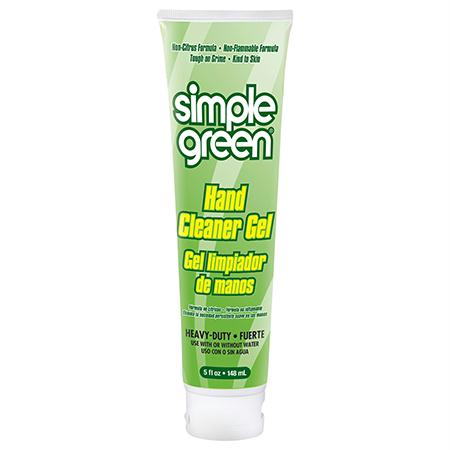 Simple Green Hand Cleaner Gel(5 oz.)