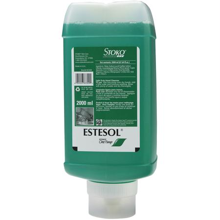 Stoko Estesol Hand Cleaner(2000 mL One-Pump?)
