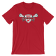 Lakota West Lacrosse Red T-Shirt