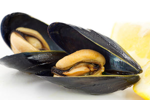 Live Rope Cultured Mussels