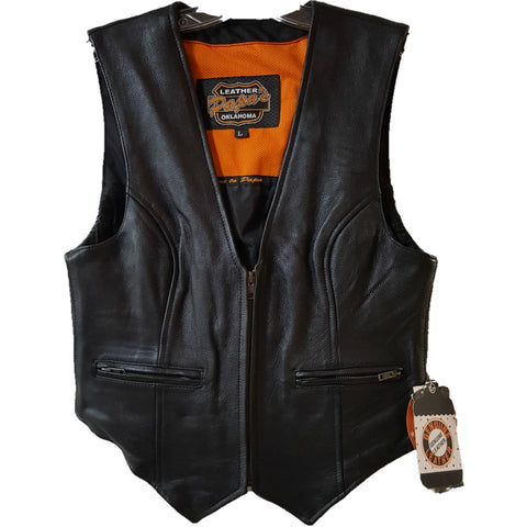 Ladies Plain Riding Vest