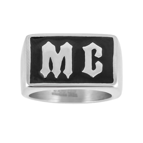 Gents MC Ring