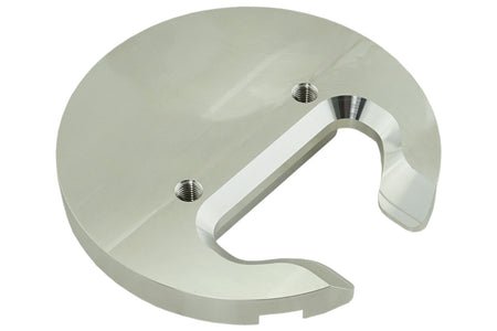 Deviant 60207 Return Fuel Tank Sump in Silver