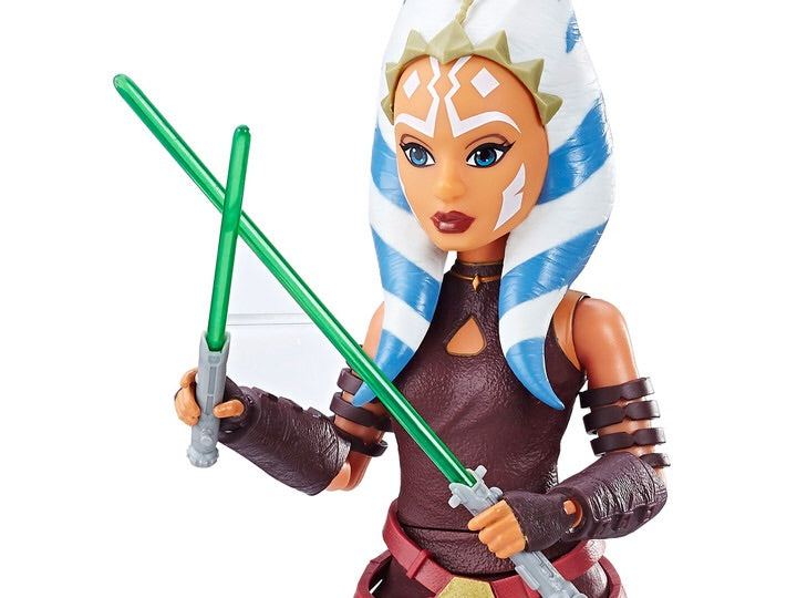 Star Wars Ahsoka Tano (Forces of Destiny) Adventure Figure