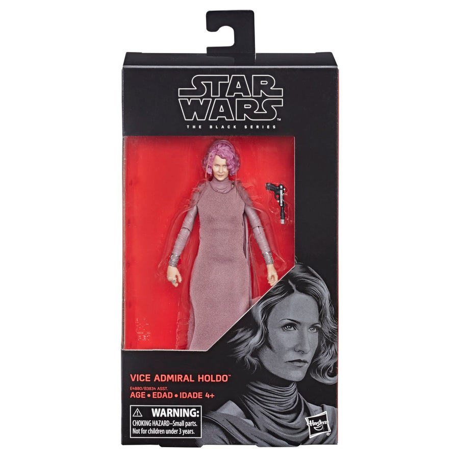 Star Wars: The Black Series Vice Admiral Holdo