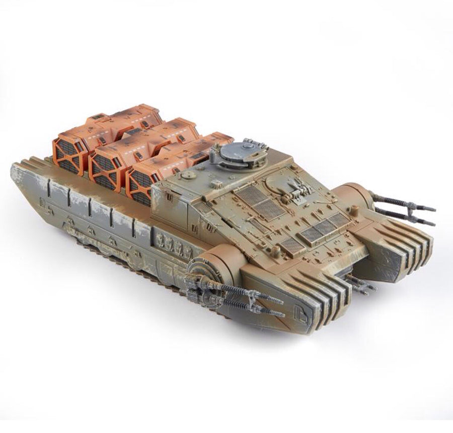 The Vintage Collection Hovertank Vehicle
