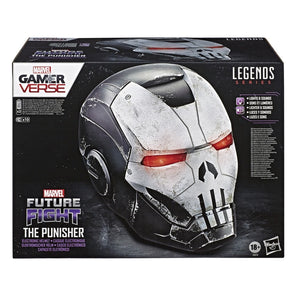 Marvel Legends Gamerverse Punisher War Machine Helmet - Exclusive