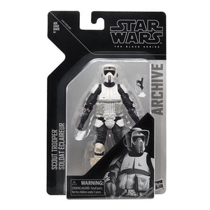 Star Wars The Black Series Archive Biker Scout Wave 2