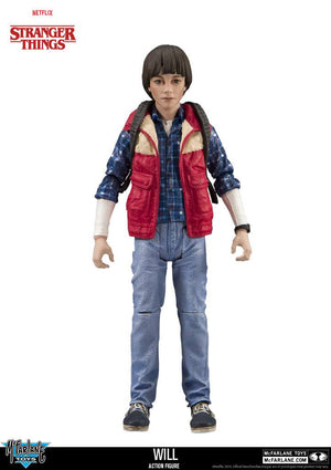 Stranger Things Series 3 Action Figure Will