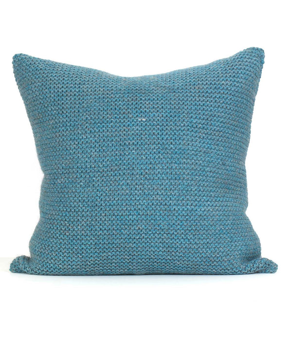 Alpaca Pillow Case - Highland - Turquoise