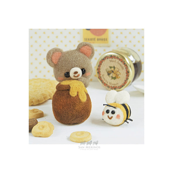 Honey Bear and Bumble Bee Kit