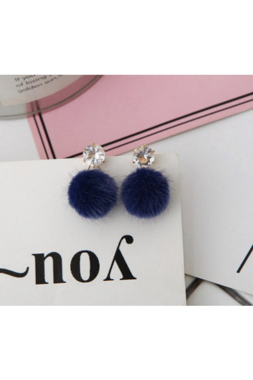 blue-hair-ball-earrings-online-artificial-jewelry-online-budget-shopping-online