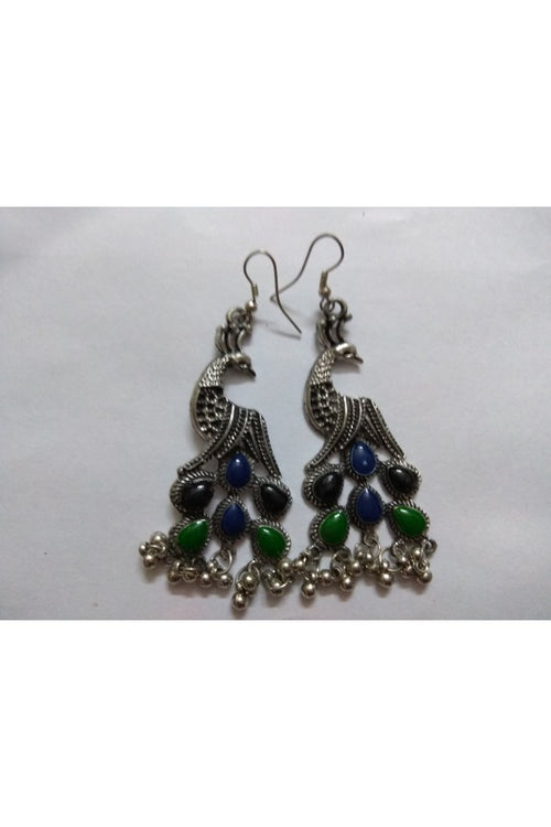 peacock-earrings-with-stones