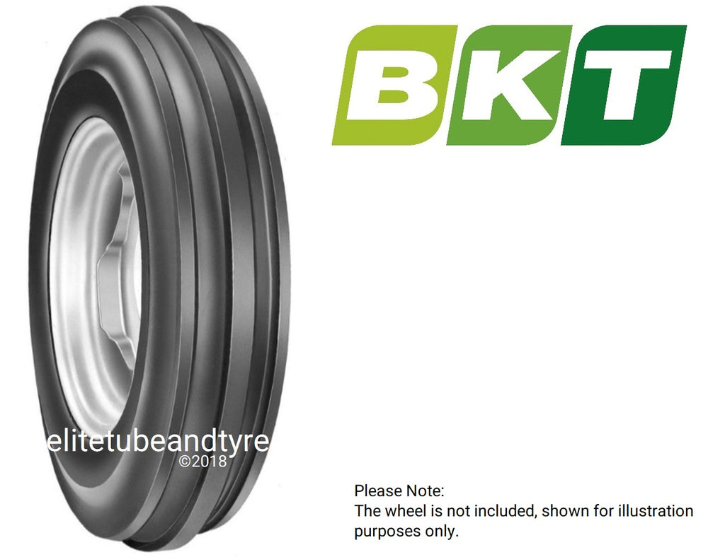 4.00-12 6ply 3-Rib Tractor Front Tyre