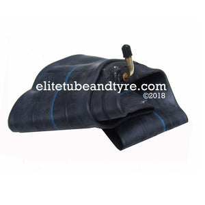 2.50-3 Inner Tube with Bent Metal Valve TR87 Sack Truck, Mobility Scooter