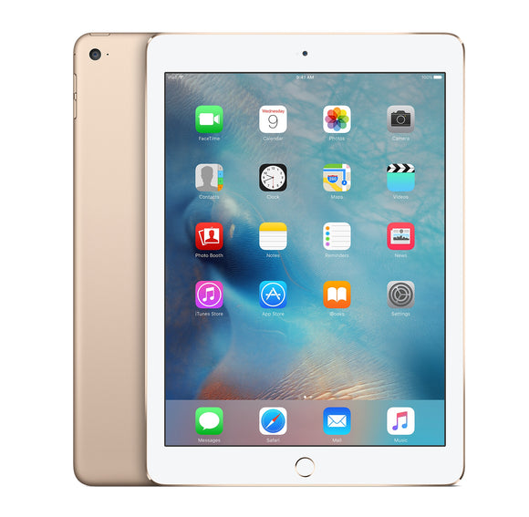 iPad Air 2 - kalender data
