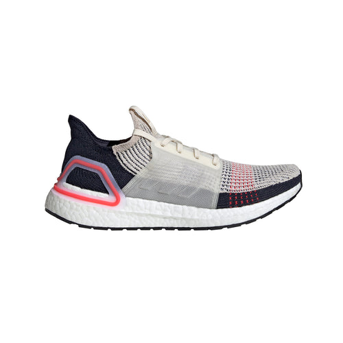 Men's Ultraboost 19 Running Shoe - Clear Brown / Chalk White / Cloud White