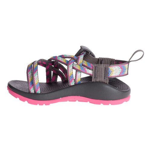 Kids ZX/1 EcoTread™ Sandal - Fletched Pink