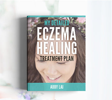 My Detailed Eczema Healing Treatment Plan eBook