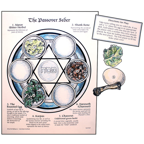 The Passover Seder Game