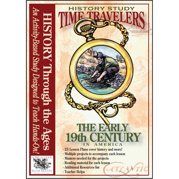 Time Travelers: The Early 19th Century