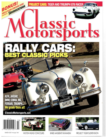 March 2011 - Rally Cars: Best Classic Picks