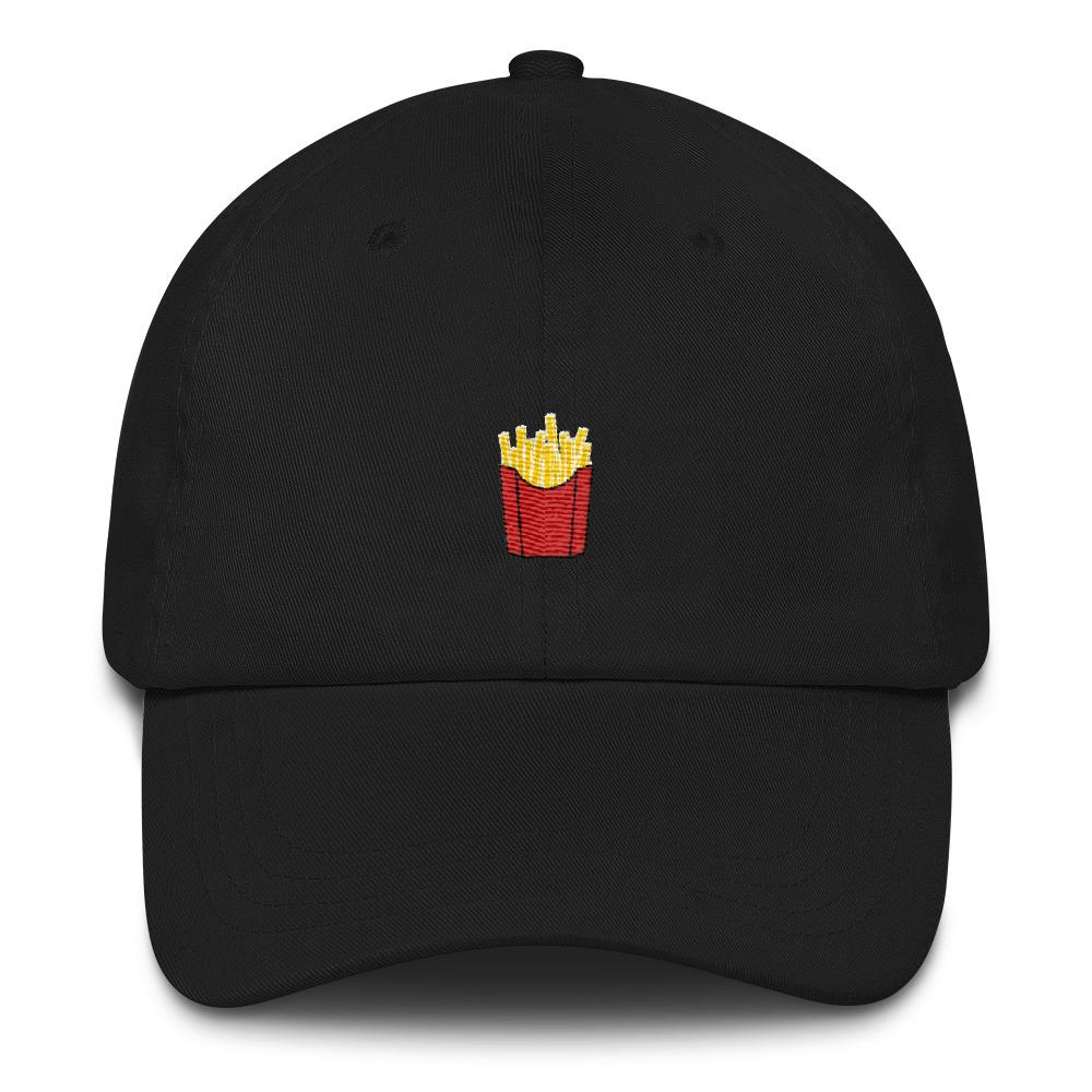 Fries Dad hat-The Tee Planet