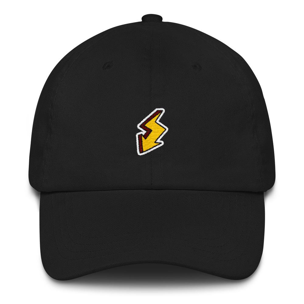 Lightning Dad hat-The Tee Planet