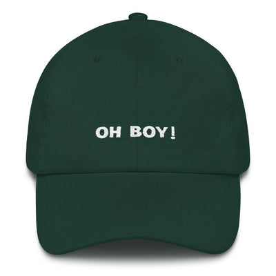 Oh boy! Dad hat-The Tee Planet