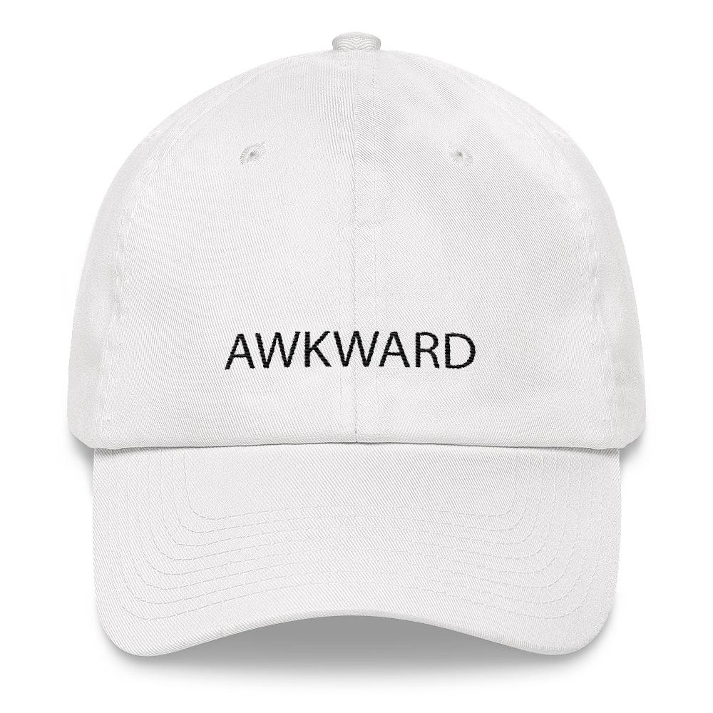 Awkward Dad hat-The Tee Planet