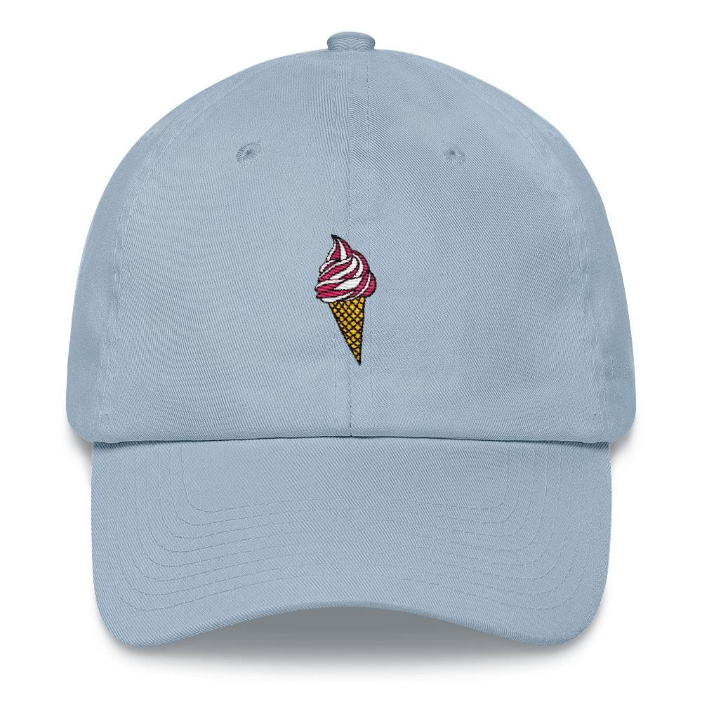 Ice cream Dad hat-The Tee Planet