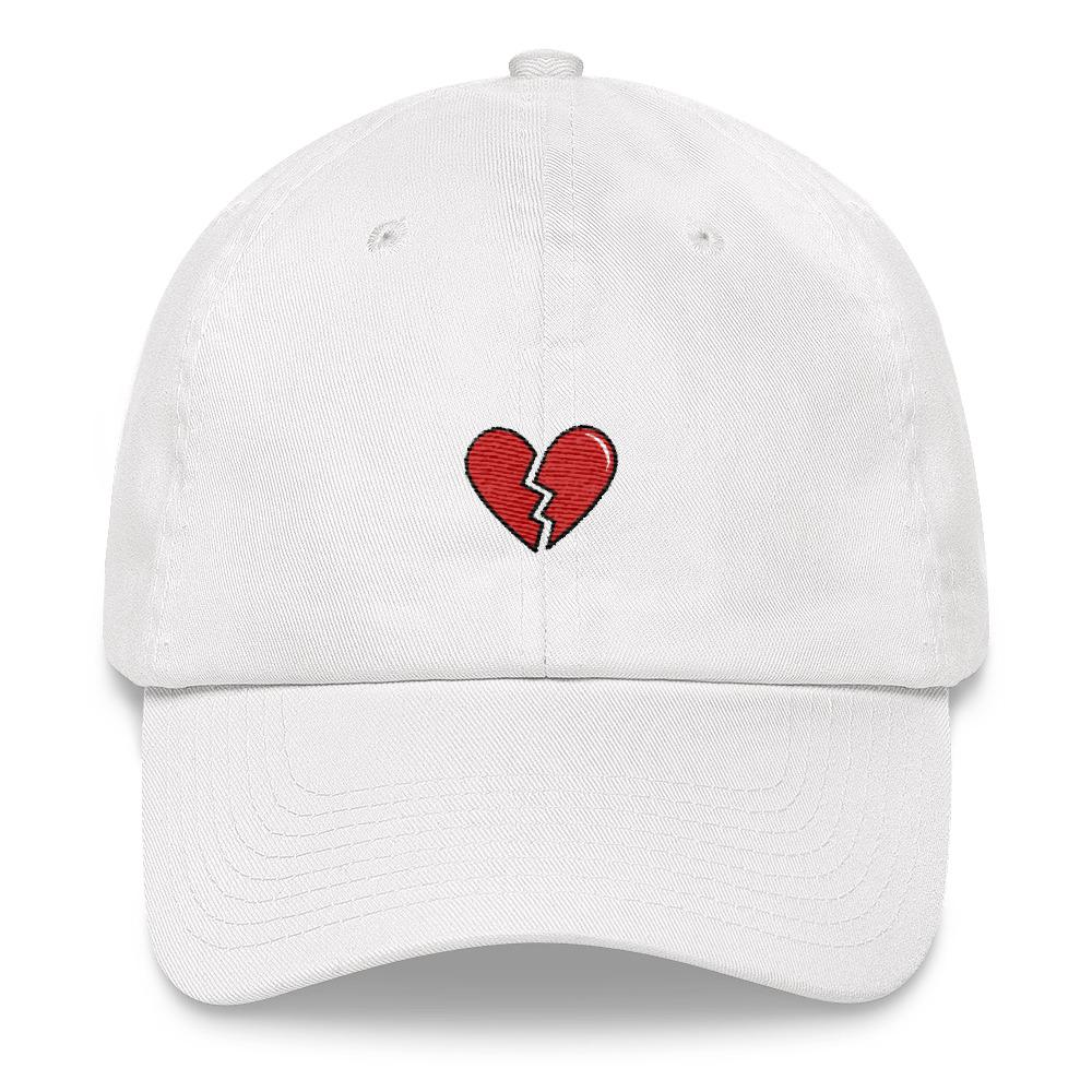 Heartbroken Dad hat-The Tee Planet