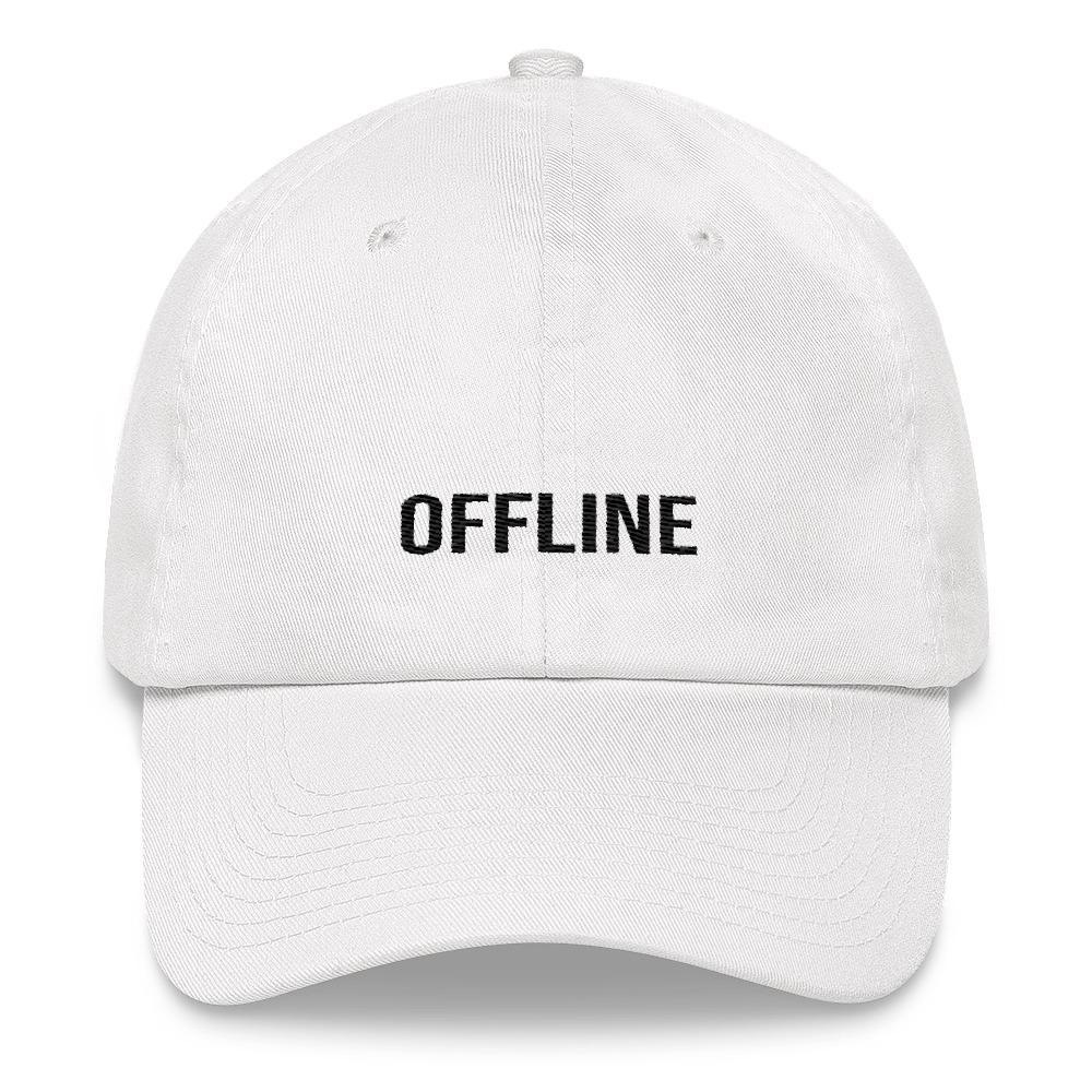 Offline Dad hat-The Tee Planet