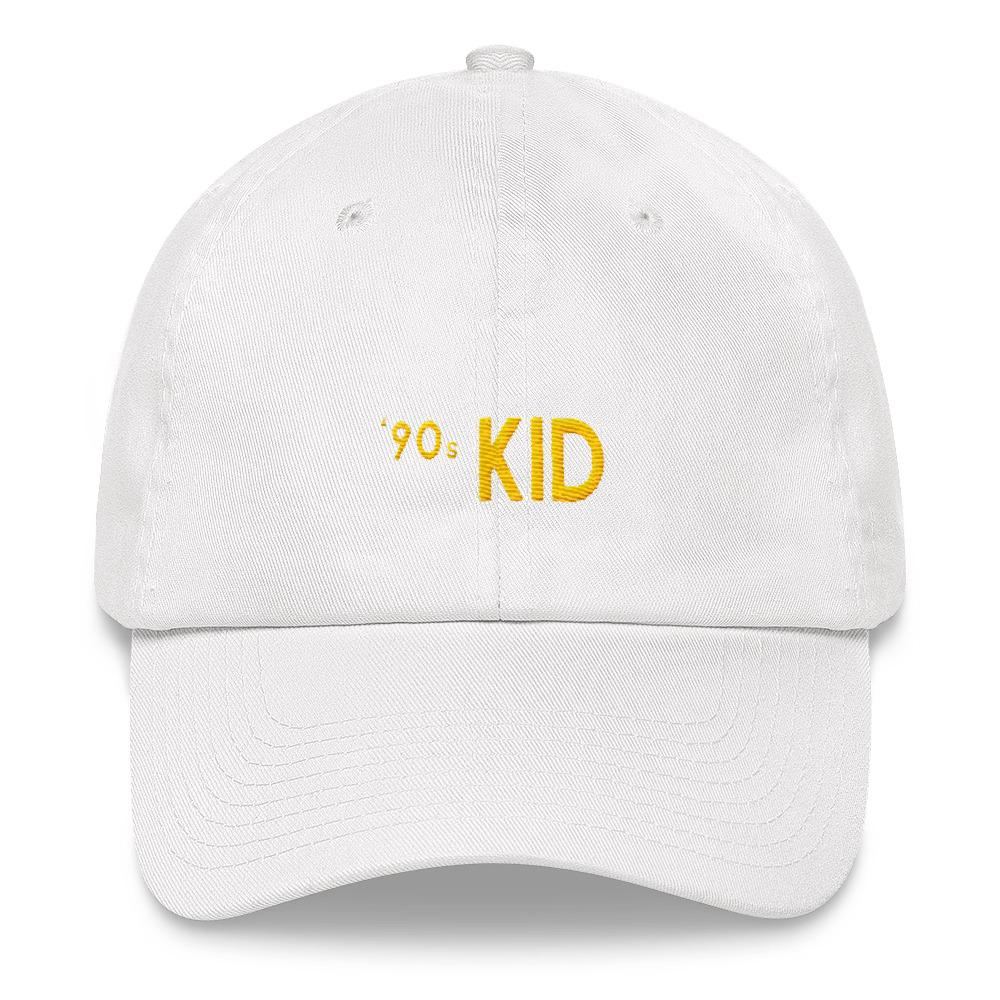 90's Kid Dad hat-The Tee Planet