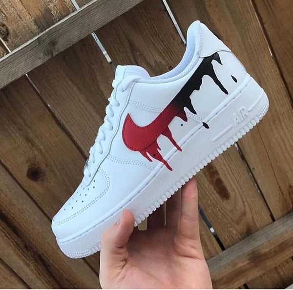 AIR FORCE 1 double drops